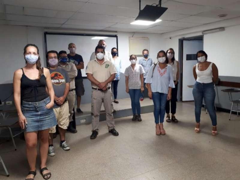 Se reactivó la Red de Fiebre Amarilla de Corrientes, conformada por los municipios más vulnerables
