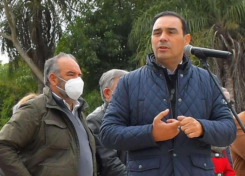 Valdés inauguró la pavimentación de la avenida Santa Catalina para descentralizar el tránsito en la Ciudad
