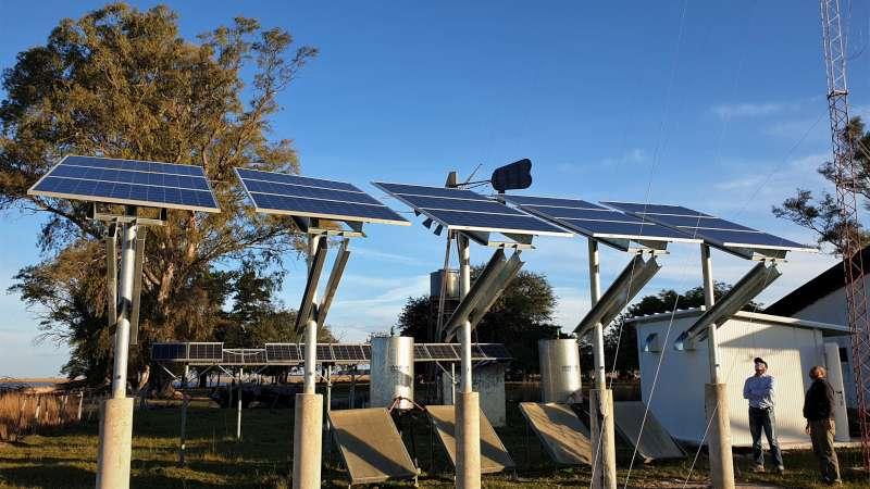 Más electrificación de escuelas rurales en Corrientes a partir de energía solar