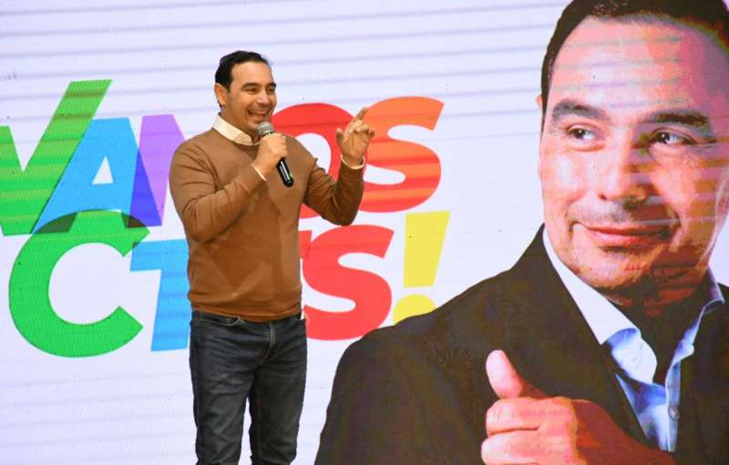 Gustavo Valdés presentó a sus candidatos en Alvear donde Salvarredy irá por la Intendencia para consolidar su propuesta