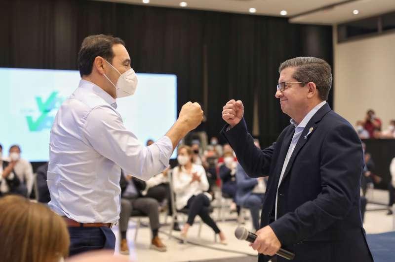 Valdés llamó a construir desde ECO + Vamos Corrientes un futuro de crecimiento e inclusión