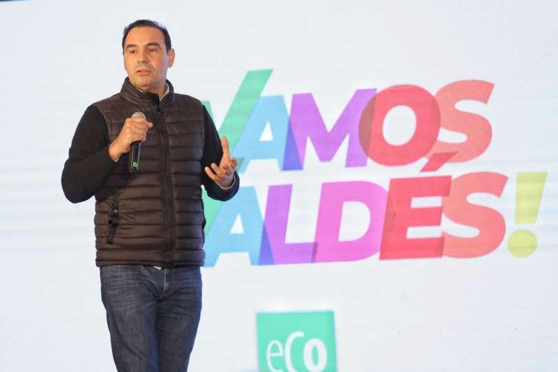 Valdés presentó a sus candidatos en Monte Caseros, Juan Carlos Álvarez va por la intendencia de la localidad