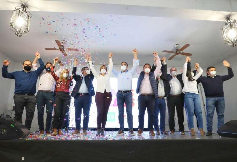 Valdés llamo a unirse y recuperar Esquina para que se sume al proyecto de innovación, crecimiento e inclusión