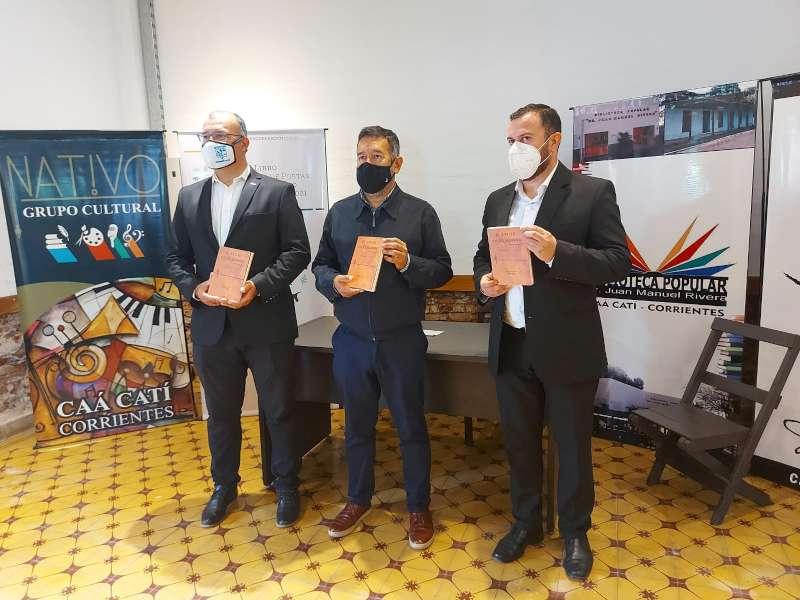 Se presentó la 8ª Feria del Libro de Caá Catí con una propuesta híbrida