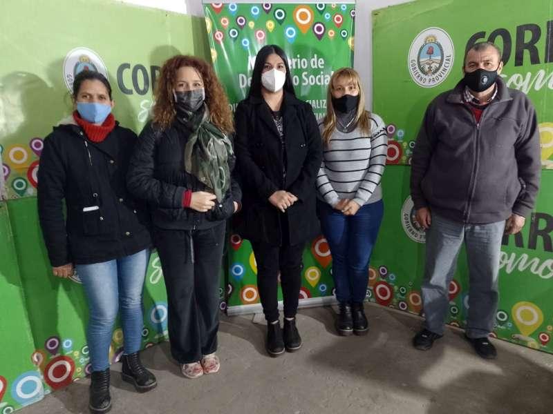 Desarrollo Social festejó el Día del Amigo Emprendedor