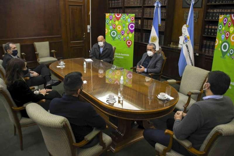 Hacienda y el Consejo de Ciencias Económicas avanzan con articulación institucional y acciones en toda la provincia