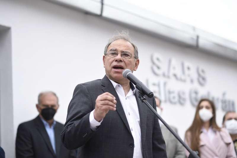 """Tassano y Lanari reinauguraron la SAPS Galván. """"Con Gustavo Valdés trabajamos duro para poner a la salud municipal de pie"""""""