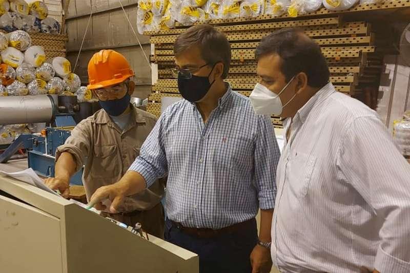 Buscamos la sustentabilidad de la actividad industrial