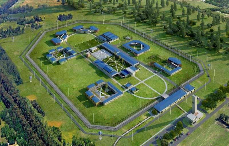 Se postergó para la próxima semana la inauguración de la nueva Penitenciaría en San Cayetano
