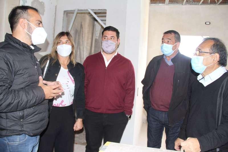 Cardozo puso en funciones al director del Hospital de Ituzaingó
