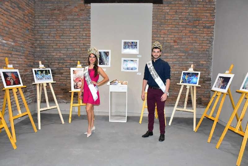 Por la Semana del Comparsero, está abierta la Exposición de Fotografías del Carnaval