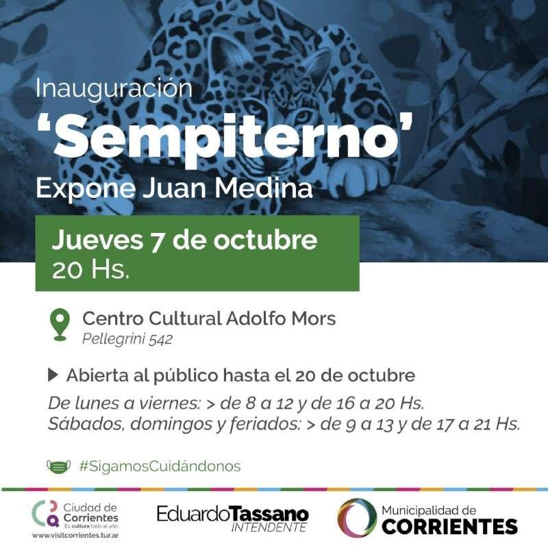 En el Mors se presenta Sempiterno, un homenaje artístico a nuestra fauna autóctona